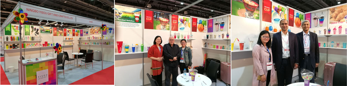 Ningbo Yisou Gift And Crafts Co., Ltd. blooms with unique charm at China (UAE) Trade Fair 2017